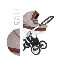 Коляска BABY MERC FASTER STYLE2 2В1 FII/5