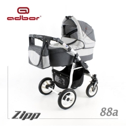 Коляска Adbor Zipp 2в1, колір 88а