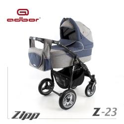 Коляска Adbor Zipp 2в1, колір 23