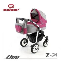 Коляска Adbor Zipp 2в1, колір 24