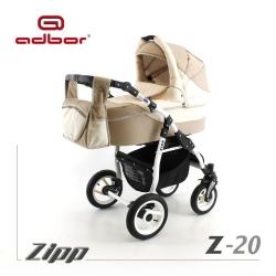 Коляска Adbor Zipp 2в1, колір 20