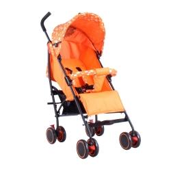 Коляска тростинка Wonder – Orange stars