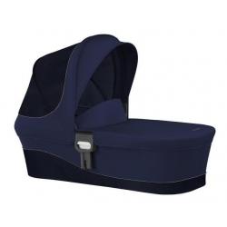 Корзина для колясок серії M/Midnight Blue-navy blue (з адаптороми)