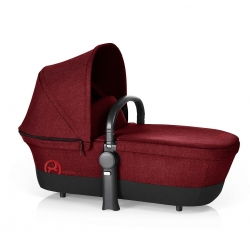 Корзина Priam Carry Cot RB / Infra Red-red (дощовик+бампер)