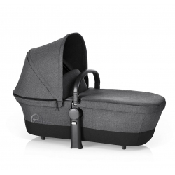 Корзина Priam Carry Cot RB / Manhattan Grey-mid grey (дощовик+бампер)