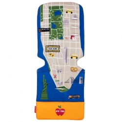 Матрац універсальний д/коляски, New York City Map
