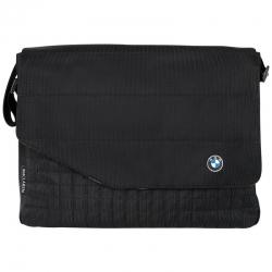 Сумка універсальна Messenger BMW, колір чорний