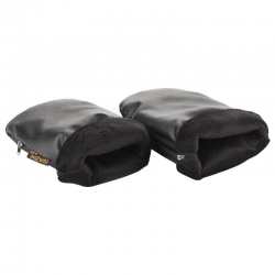 Рукавички-муфта для рук, колір Negro, чорний