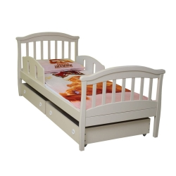 Ліжко Підліткове Слонова кістка