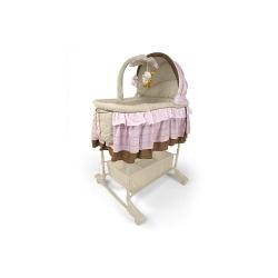 Колиска Milly Mally Sweet Melody (колір Pink)