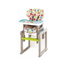 Стільчик для годування ACTIVA EVO, колір Colors, мульті
