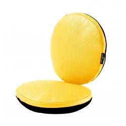 Подушка на сидіння для стільця Moon - Yellow (Жовта)