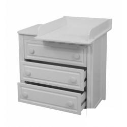Пеленатор LUX +  білий (универсал)