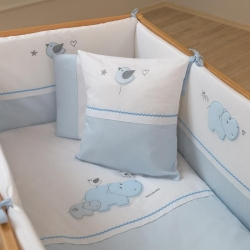 Комплект постільної білизни HIPPO 7 предметів