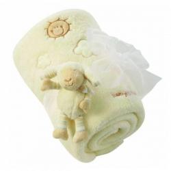 Одеяло ягненок флисовое мягкое