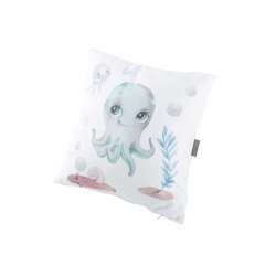 Подушка декоротивна з принтом Ocean
