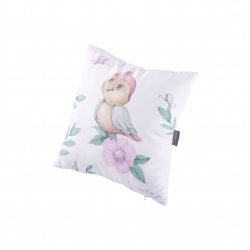 Подушка декоротивна з принтом Sweet bird