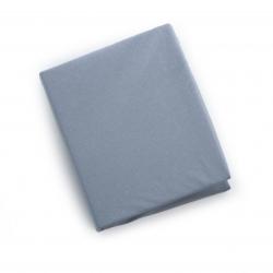 Наматрацник Twins волого-непр на резинці трикот 120/60 grey