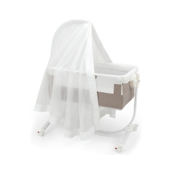 Балдахін до колиски-ліжечка CULLAMI, колір білий