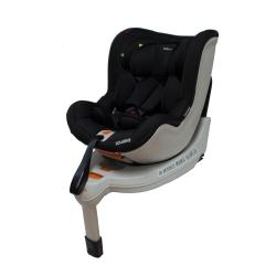 Автокрісло Solario (0-18 кг), ISOFIX 01 black
