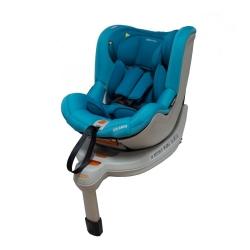 Автокрісло Solario (0-18 кг), ISOFIX 09 turquoise