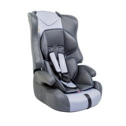 Автокрісло Log's seat (BBC-513) - Grey - (1/2/3) (Сірий)