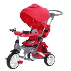 Велосипед трьохколісний Little Tiger (колір – Red)