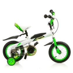 Біговел-велосипед Magic (GBW619) – Green white