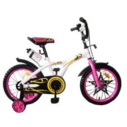 Велосипед двоколісний Eagle – WHITE with Pink