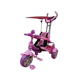 Велосипед 3-х колісний Mars Trike аніме (рожевий)
