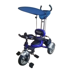 Велосипед 3-х колісний Mars Trike (синій)    (зібраний)