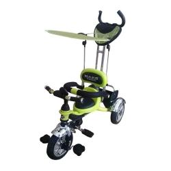 Велосипед 3-х колісний Mars Trike надувні (салатовий)...