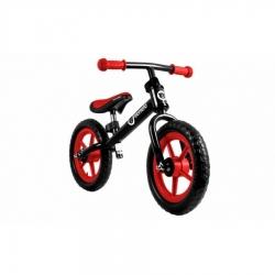 Біговел Lionelo Fin Plus (колір - black red)
