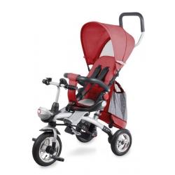 Велосипед трьохколісний Lionelo Tim Plus (колір - red)