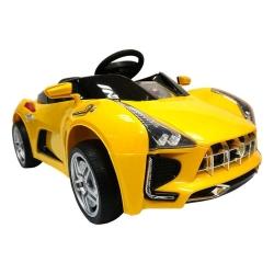 Електромобіль /машина/ SPORT-CAR – Yellow