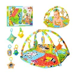 Килимок для немовлят 023-24-25 дуга 2 шт., підвіски...