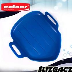 Санки-ледянки Adbor пластик