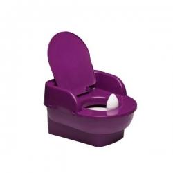 Горщик Трон – фіолетовий