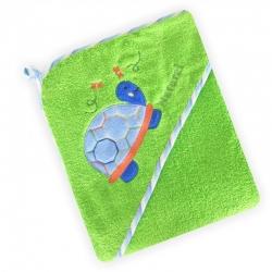 Полотенце з капюшоном Z-CY-25/Green Черепаха
