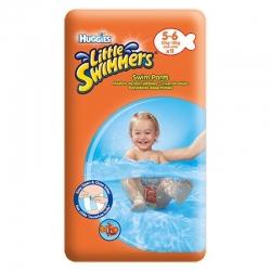 Підгузники-трусики «Little Swimmers», 5-6 (12-18 кг), 11 шт.