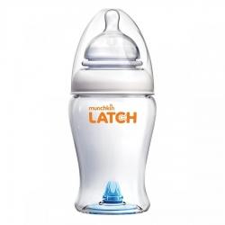 Пляшка пластикова для дитячого харчування 240...