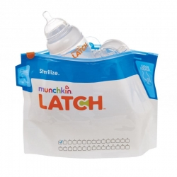 Набір пакетів для стерилізації в мікрохвильовій...