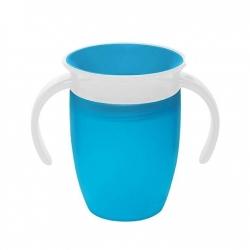 Чашка непроливна «Miracle 360», 207 мл. (блакитна)