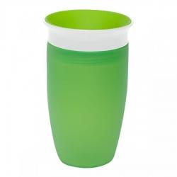 Чашка непроливна «Miracle 360», 296 мл. (зелена)