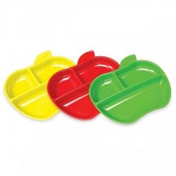 Набір тарілок «Lil` Apple», 3 шт.