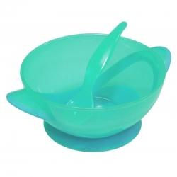 Тарілка на присосці Baby Mix RA-D2-0611 blue