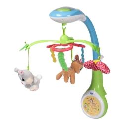 Іграшка-проектор на ліжко «Bambi»