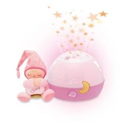 Іграшка-проектор «Зірки» для дівчаток