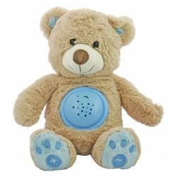 Проектор музичний Ведмедик з лампою STK-18956 Blue