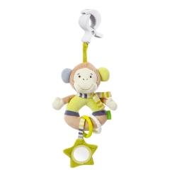 Игрушка развивающая обезьянка